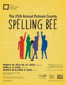 The 25th Annual Putnam County Spelling Bee -CANCEL...