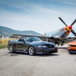2021 Commemorative Air Force Planes and Horsepower Car Show