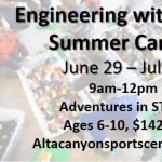 Engineering with LEGO Summer Camps