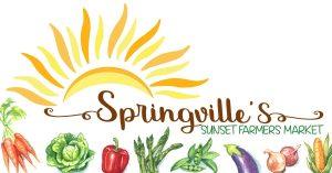 Springville's Sunset Farmers Market 2020