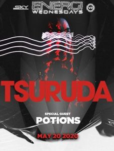 Energi Wednesdays: Tsuruda (18+)