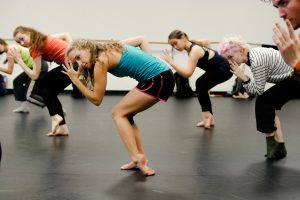 Virtual Movement Classes with Ririe-Woodbury Dancers