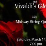 Love Stories and Vivaldi's Gloria Concert -POSTPONED