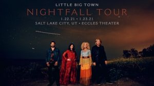 Little Big Town: Nightfall Tour- POSTPONED