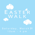 2020 Logan Easter Walk -CANCELLED