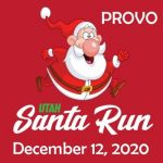 Utah Santa Run - Provo 2020