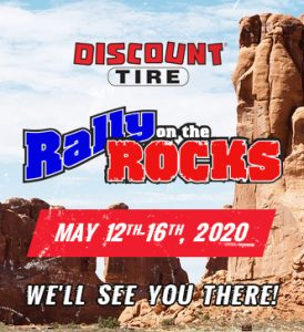 2020 Rally on the Rocks -POSTPONED