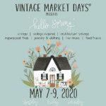 "Vintage Market Days of Northern Utah presents ""Hello Spring"" -CANCELLED"