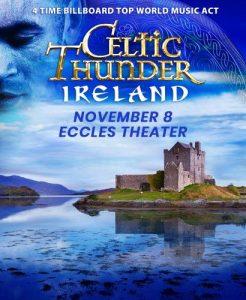 Celtic Thunder: Ireland- CANCELLED