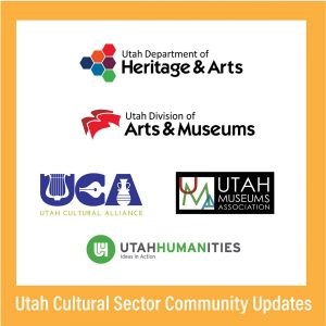 Utah Cultural Sector Covid-19 Update Call