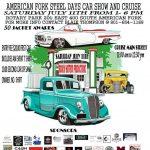 American Fork Steel Days Car Show 2020