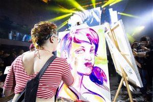 Art Battle Salt Lake City- CANCELLED