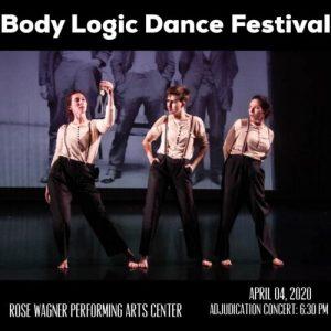 4th Annual Body Logic Dance Festival- CANCELLED