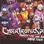 The Cybertronic Spree- RESCHEDULED