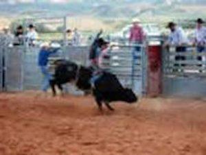 Daggett County Rodeo Arena