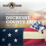 Duchesne County Fair 2020- MODIFIED