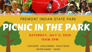 2020 Picnic in the Park & Car Show- CANCELLED
