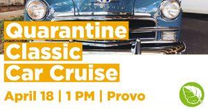 Quarantine Classic Car Cruise