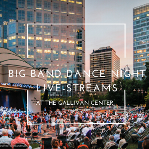 Big Band Dance Night Live Stream