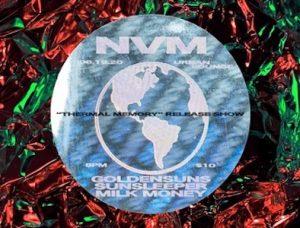 NVM Album Release Show- CANCELLED