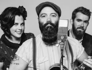 The Reverend Peyton's Big Damn Band- CANCELLED