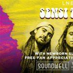 Sensi Trails – Free Fan Appreciation Show