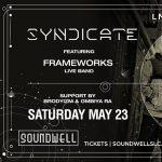 Syndicate ft. Frameworks Live Band