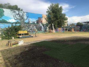 UAA Community Art Garden