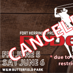 Fort Herriman PRCA Rodeo- CANCELLED