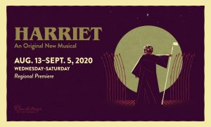 Auditions for HARRIET