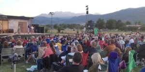 High Valley Arts Outdoor Theater