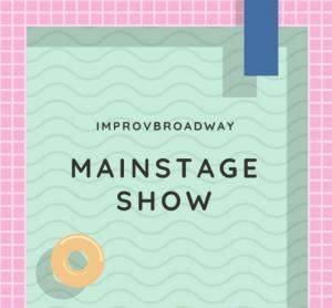 Saturday Mainstage Show