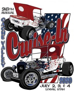 2020 Cache Valley Cruise-In- FRIDAY PARADE ONLY