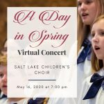A Day in Spring Virtual Concert
