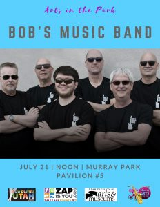 Lunch Concert: Bob's Music Band