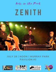 Lunch Concert: Zenith Vibes