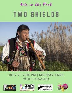 Children's Matinee: Two Shields