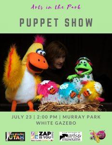 Children's Matinee - Puppet Show