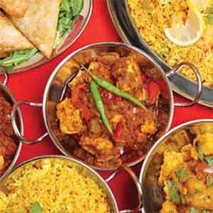 Cooking with Purnima Gandhi