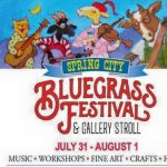 Spring City Bluegrass & Folk Festival 2020