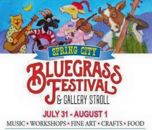 Spring City Bluegrass & Folk Festival 2020
