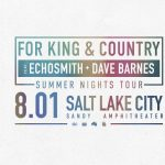 for KING & COUNTRY with Company | A Summer Tour- POSTPONED