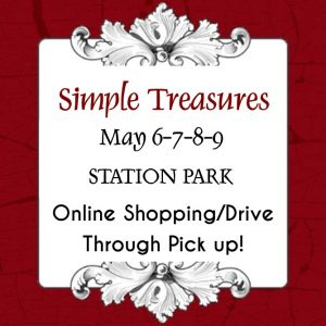 Simple Treasures Mother's Day Boutique in Farmington is ON!