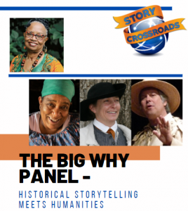The Big Why Panel: Historical Storytelling meets Humanities - virtual experience