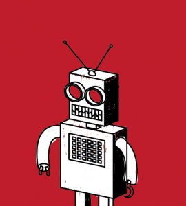 God Hates Robots