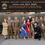 Military Appreciation Train