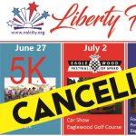 Liberty Fest 2020 - Cancelled