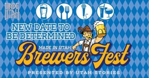 Made in Utah Brewers Fest 2020- RESCHEDULED