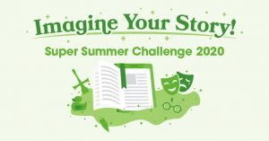 Super Summer Challenge 2020: Imagine Your Story