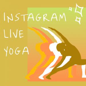 Instagram Live Yoga